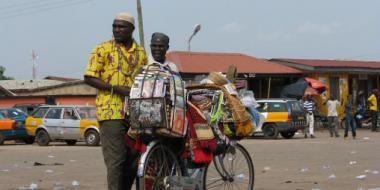 viaje a ghana