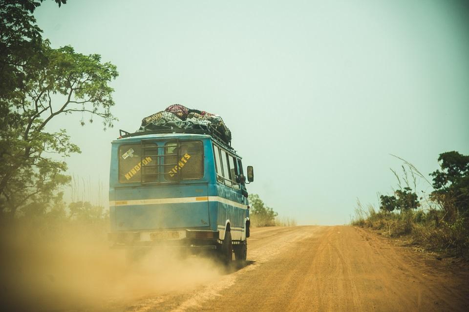 Viajar en TroTro