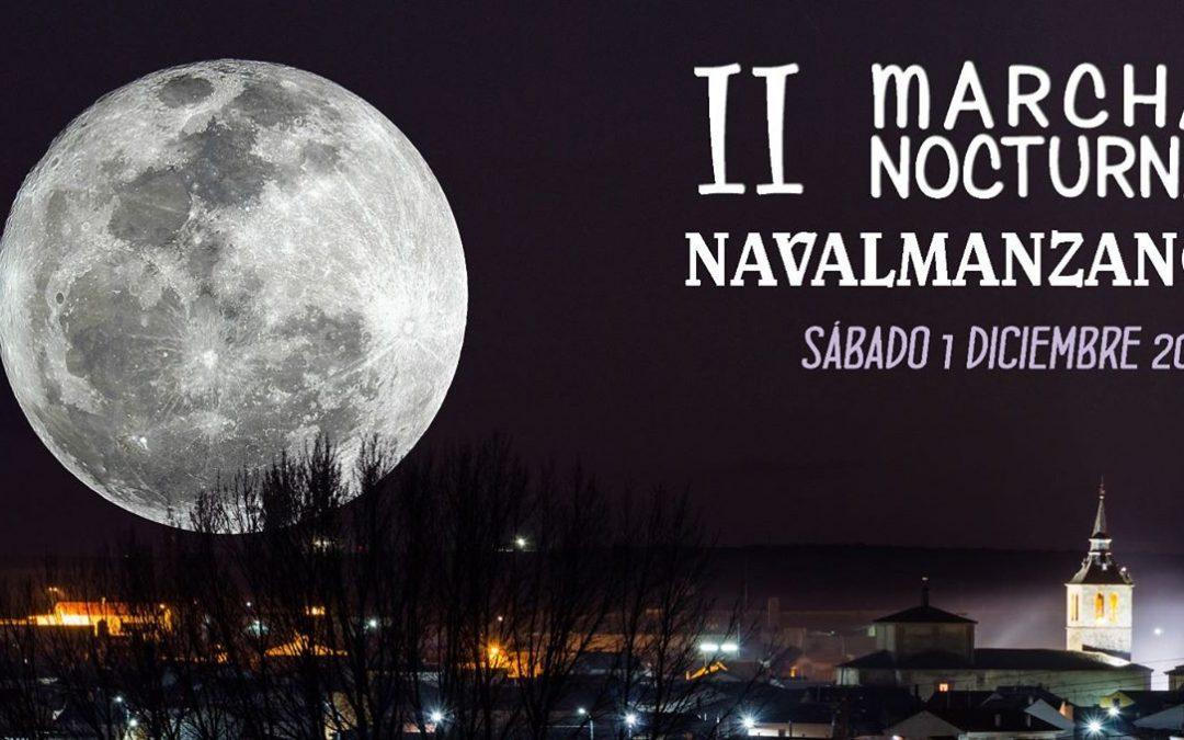 II Marcha Nocturna de Navalmanzano