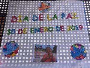 Mercadillo de la Paz en Hontanares