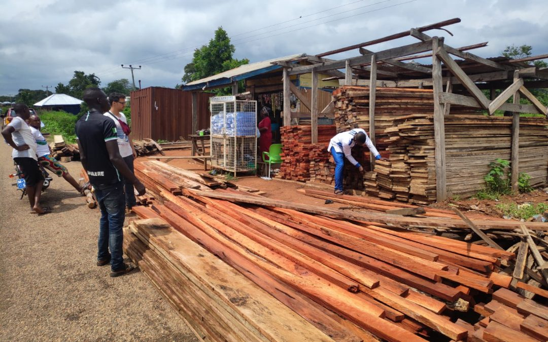 Tocando madera