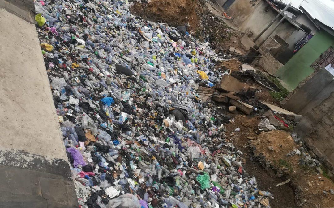 Los restos de la marea: la Contaminación