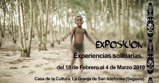«Experiencias Solidarias» en el Real Sitio
