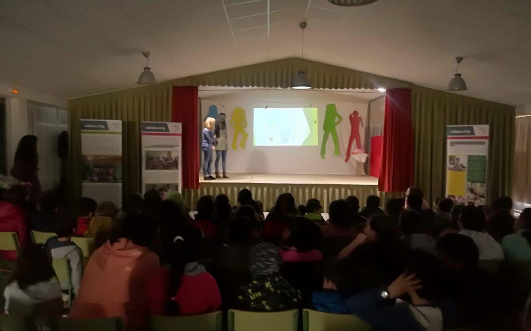 III Carrera Solidaria del CRA «El Pizarral» de Segovia